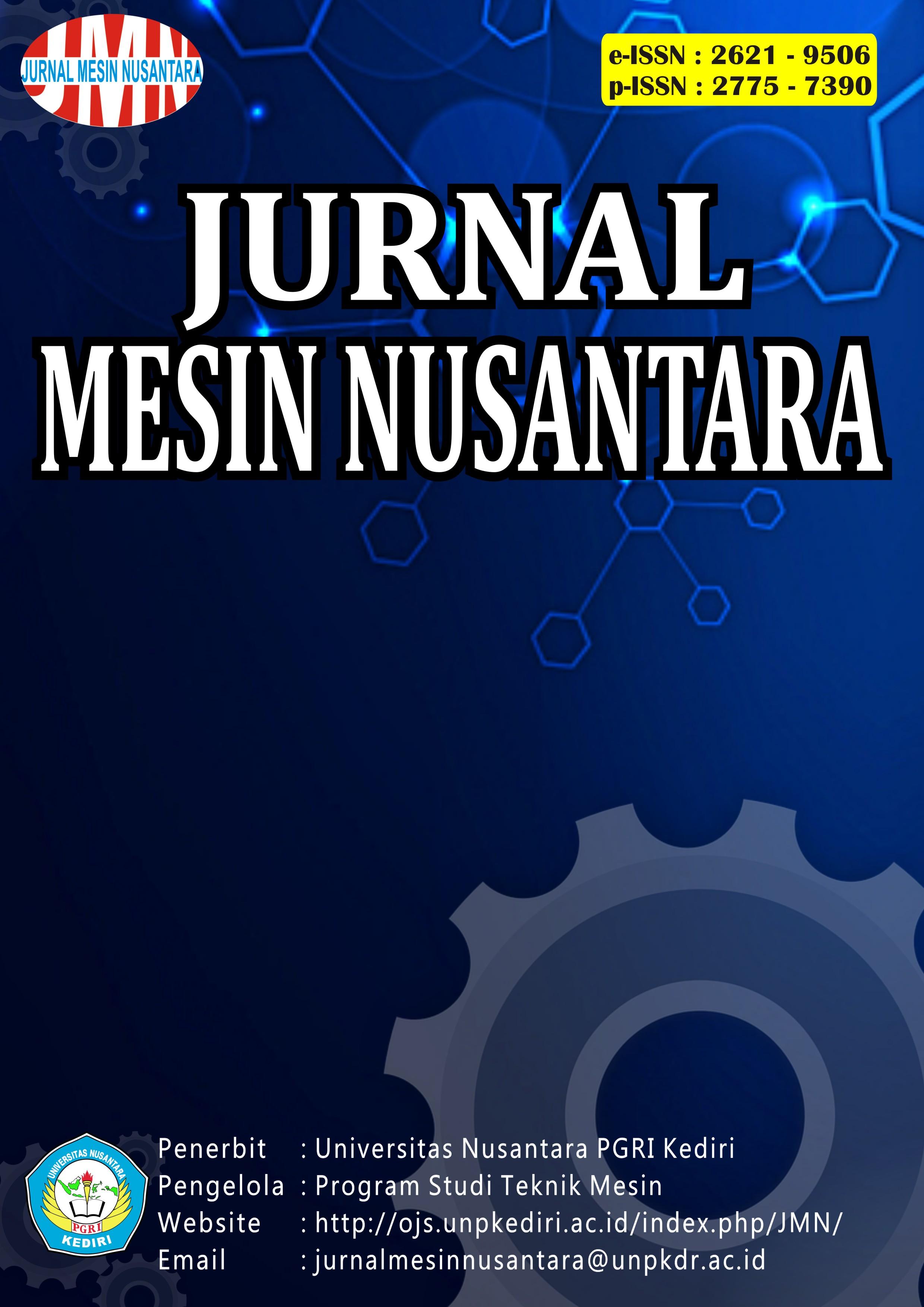 #jurnalmesinnusantara